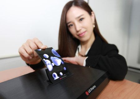 LG confirms mass-production of flexible OLED displays for smartphones, no word on LG Z yet