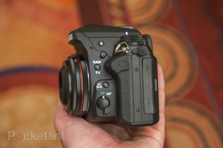 Pentax K-3 pictures and hands-on: Top-spec DSLR sticks with APS-C sensor, loads up on new features - photo 7