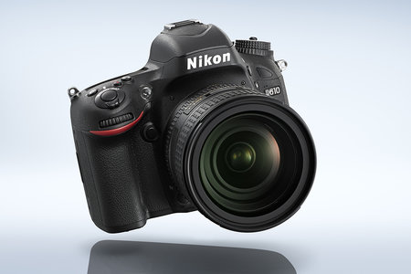 Nikon D610 DSLR camera announced to replace D600, faster frame rate and that's about it - photo 1