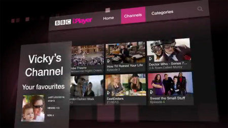 BBC unveils its vision for BBC iPlayer of the future