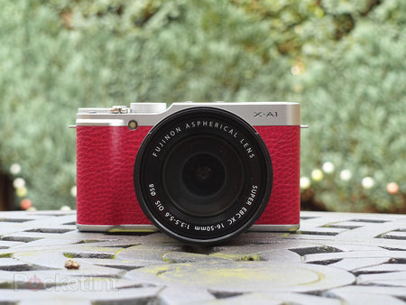 Fujifilm X-A1 review - photo 1