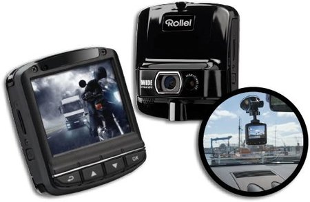 Rollei launches dashcam in the UK so you capture the next viral video while driving