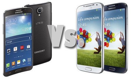 Samsung Galaxy Round vs Galaxy S4: What's the difference?