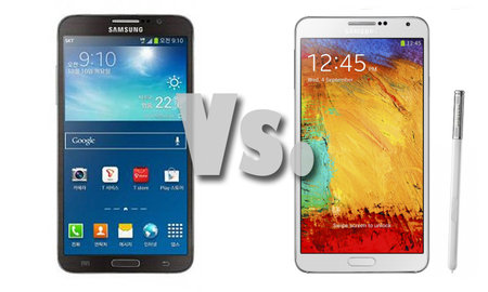 Samsung Galaxy Round vs Galaxy Note 3: What's the difference?