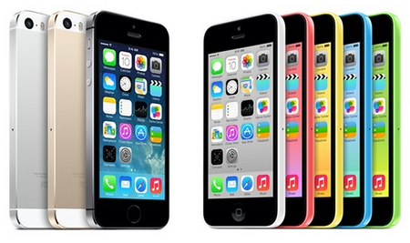 iPhone 5C and iPhone 5S roll-out continues: 25 new countries on 25 October, more on 1 November