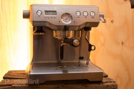 Sage Dual Boiler: Hands-on the Heston Blumenthal coffee machine - photo 1