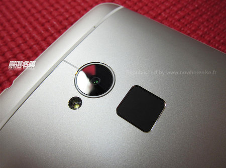 Worst kept secret: HTC One max fingerprint sensor shown in clear photos
