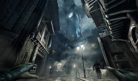 Thief gameplay preview: We steal, shoot and lockpick our way through early play of the 2014 title - photo 4