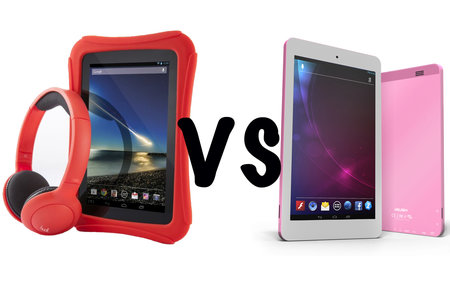Argos MyTablet vs Tesco Hudl: What's the difference?