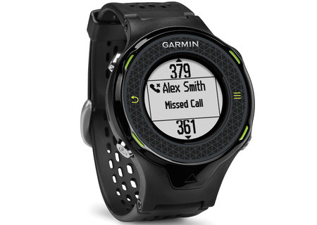 Garmin Approach S4 smart golf watch receives notifications from your phone - photo 1