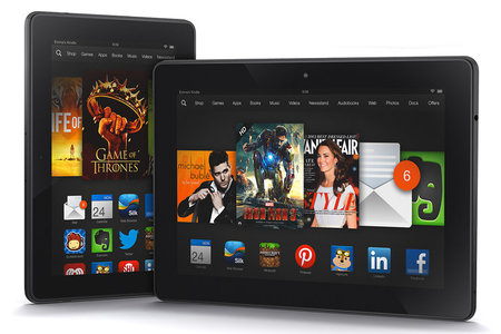 Kindle Fire HDX begins shipping today in the US