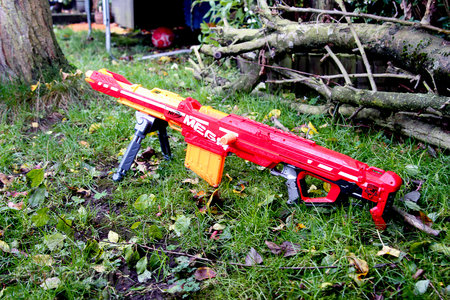 Hands-on: Nerf N-Strike Elite Mega Centurion review