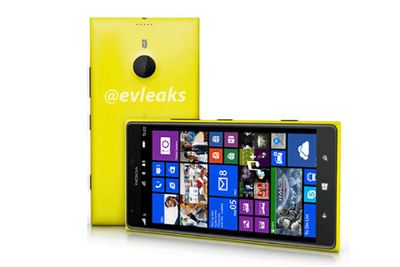 Nokia Lumia 1520 alleged specs leak: Snapdragon 800 processor, 1080p, 20MP camera