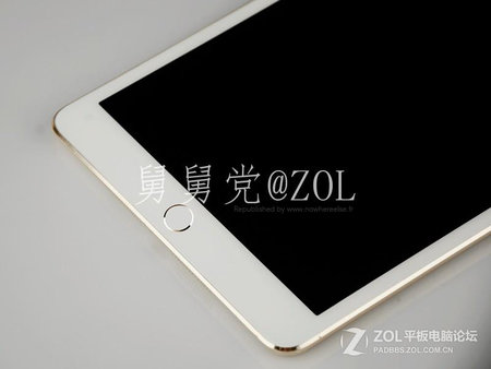 Alleged iPad mini 2 leaks in gold with Touch ID ahead of Apple event - photo 1