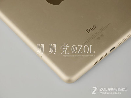 Alleged iPad mini 2 leaks in gold with Touch ID ahead of Apple event - photo 7