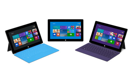 Microsoft Surface 2 goes on sale amid the Nokia Lumia 2520, iPad 5 and iPad mini 2 launches