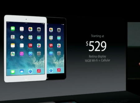 iPad mini 2 with Retina display announced, features A7 processor so 4x faster - photo 3