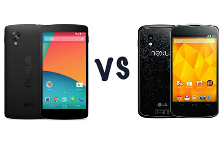 Google Nexus 5 vs Nexus 4: What's the difference?