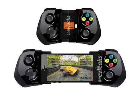 Moga Ace Power iPhone gaming accessory pictured