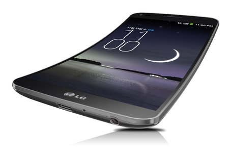 LG G Flex curved smartphone officially announced, packs 6-inch display and 'self-healing' back