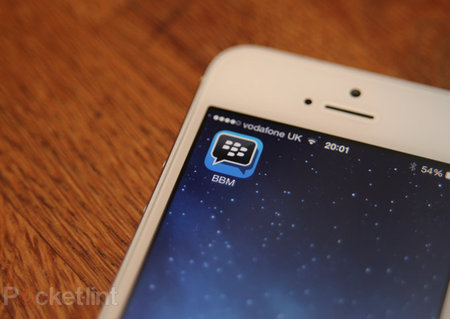 BBM for Android and iPhone to get video and voice calling 'within months'