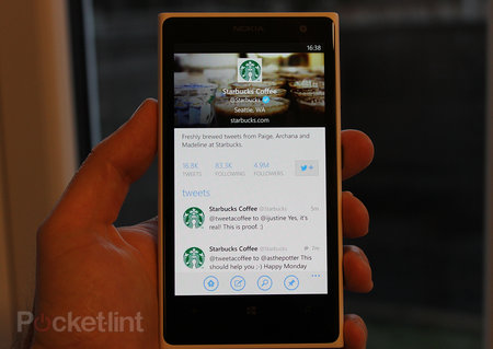 Starbucks to let you tweet a coffee to a mate