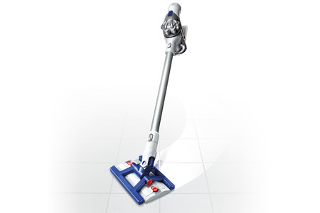 Dyson Hard DC56 exclusive to Tesco in UK: Vacuums and cleans hard floors in one