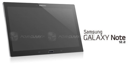 Is Samsung planning a 12.2-inch Galaxy Note tablet w/ quad-core processor?