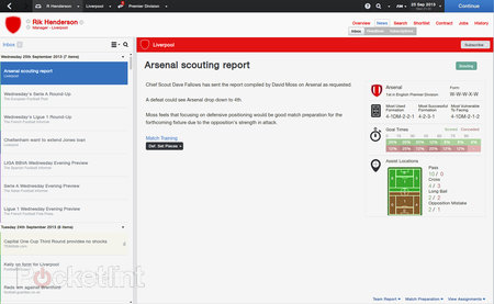 Football Manager 2014 review - photo 7