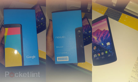 Nexus 5 stock arrives at Carphone Warehouse ahead of possible Google announcement today