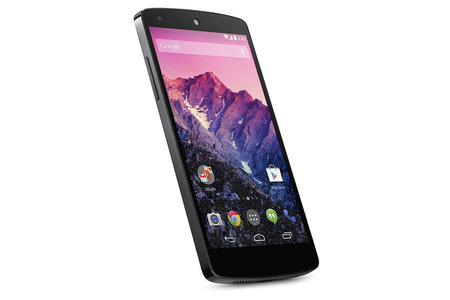 Google Nexus 5 officially unveiled: On sale 1 November - photo 1
