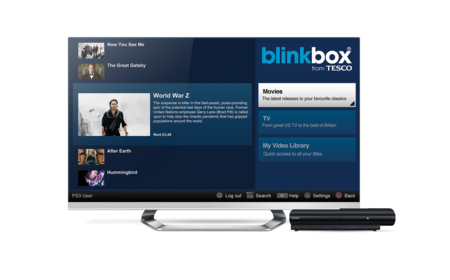 Blinkbox PS3 app launched, no more going through the browser