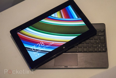 Asus Transformer Book T100 pictures and hands-on - photo 2
