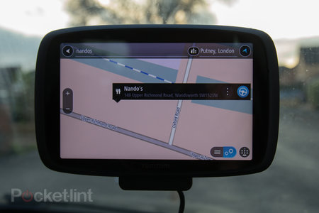 TomTom Go 6000 review - photo 4