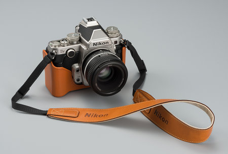 Nikon Df official: The retro-style DSLR like a D4 from the past, complete with non-AI lens compatibility - photo 2