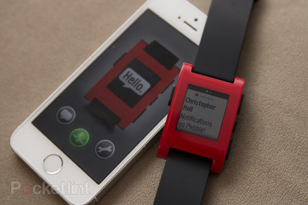 Pebble adds full iOS 7 notification integration, announces SDK 2.0 with new APIs