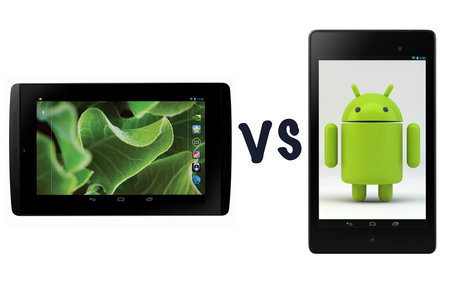 Currys & PC World Advent Vega Tegra Note 7 vs Google Nexus 7: What's the difference?