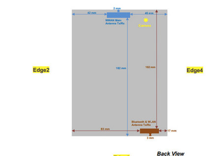 New ZTE Android tablet on the cards, FCC document reveals all