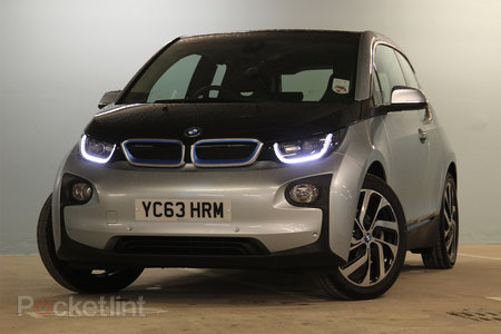 Hands-on: BMW i3 review - photo 2