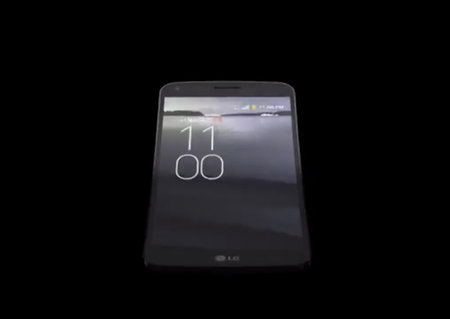 LG G Flex called mobile IMAX theatre in promo video ahead of its Tuesday release