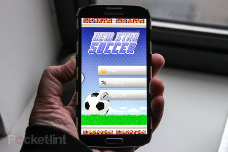 New Star Soccer now available on Android too