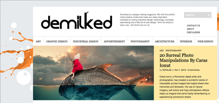 Website of the day: Demilked