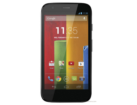 Moto G specs and press shots leaked: Android 4.3, 4.5-inch LCD, 5MP camera and more