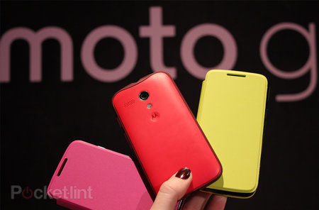 Motorola Moto G accessories: Hands on with the flip shell, grip shell and earphones