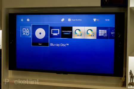 PS4 user interface explored: Hands-on with a simple, speedy experience - photo 7