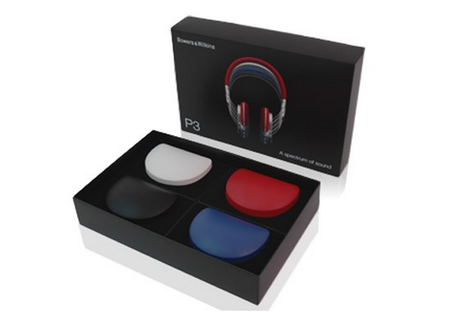 Want four P3 headphones? Get this Bowers and Wilkins box set for £679