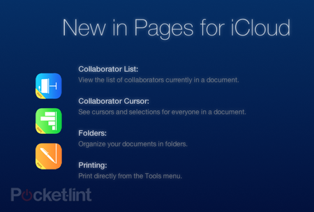 Apple gives iWork for iCloud Beta new collaboration tools