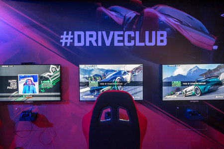 Want to play the PS4? Pop along to the PS4 Lounge #4ThePlayers in Covent Garden for as much gaming as you like - photo 2