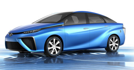 Toyota to unveil affordable fuel cell car at Tokyo Motor Show, for release in 2015