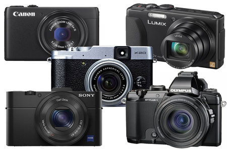 Best digital compact camera 2013: 10th Pocket-lint Gadget Awards nominees